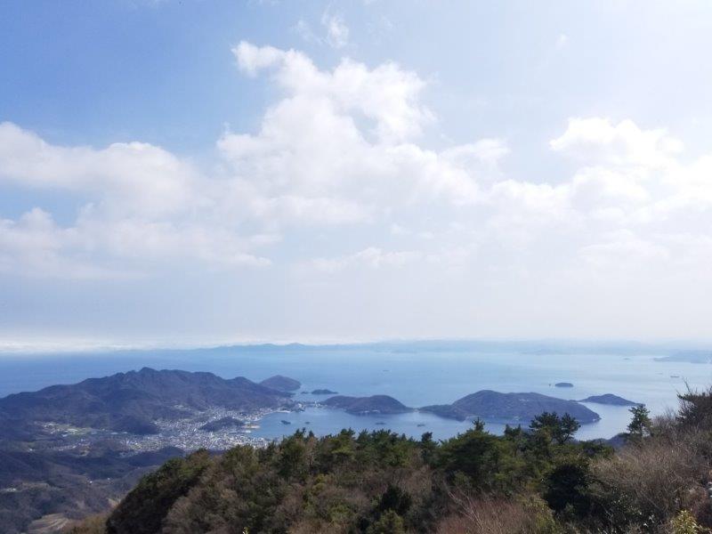 美しの原高原からの絶景