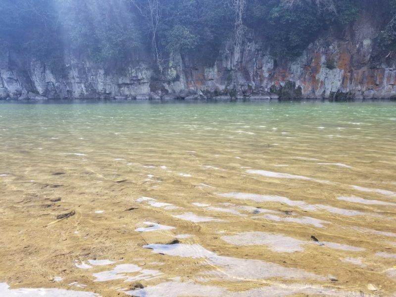 三日月の滝温泉キャンプ場(玖珠川2)