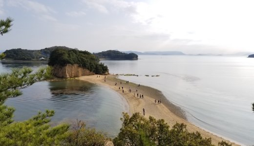 小豆島の絶景巡りと小豆島オートビレッジYOSHIDA-四国キャンプ7泊8日の旅②