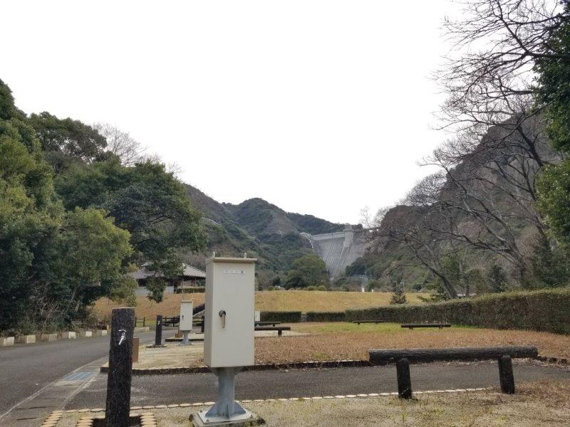 小豆島オートビレッジYOSHIDA(吉田ダム)