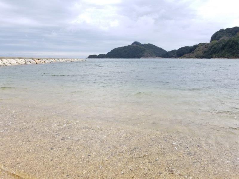 小豆島吉田の海2