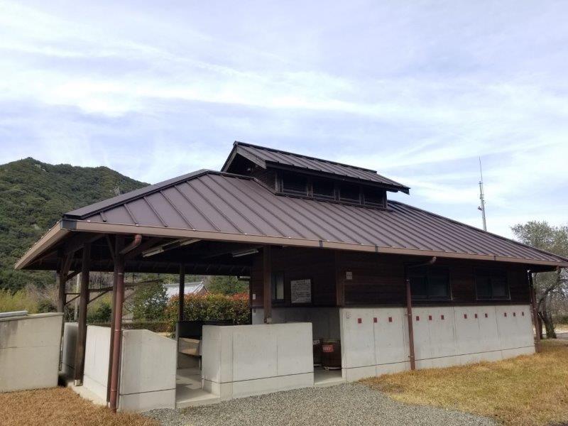 小豆島オートビレッジYOSHIDA(炊事棟)
