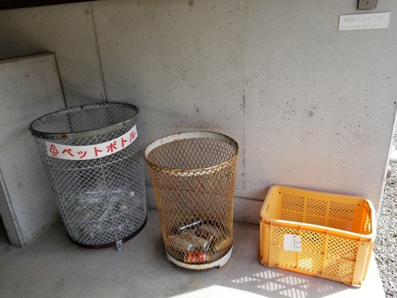 小豆島オートビレッジYOSHIDA(ゴミ捨て場2)