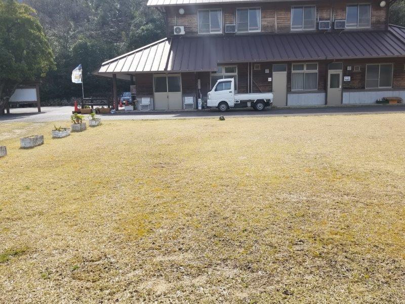 小豆島オートビレッジYOSHIDA(フリーサイトの1番サイト)