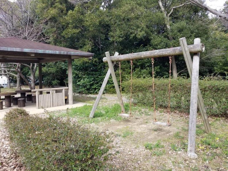 小豆島オートビレッジYOSHIDA(ブランコ)