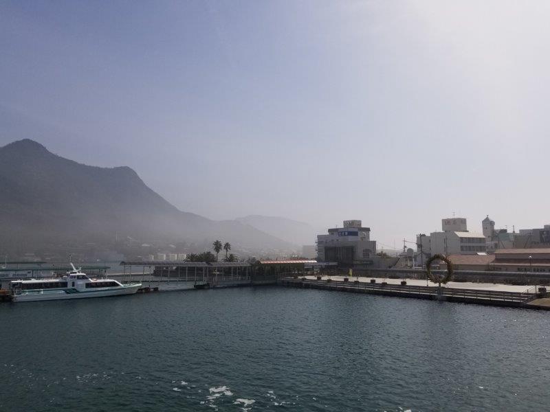 小豆島-土庄港