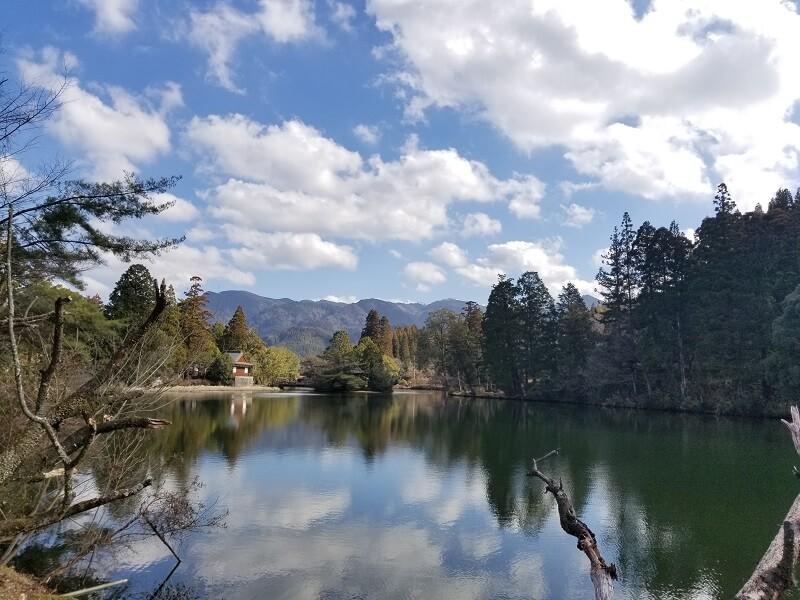 星のふるさと公園 池の山キャンプ場