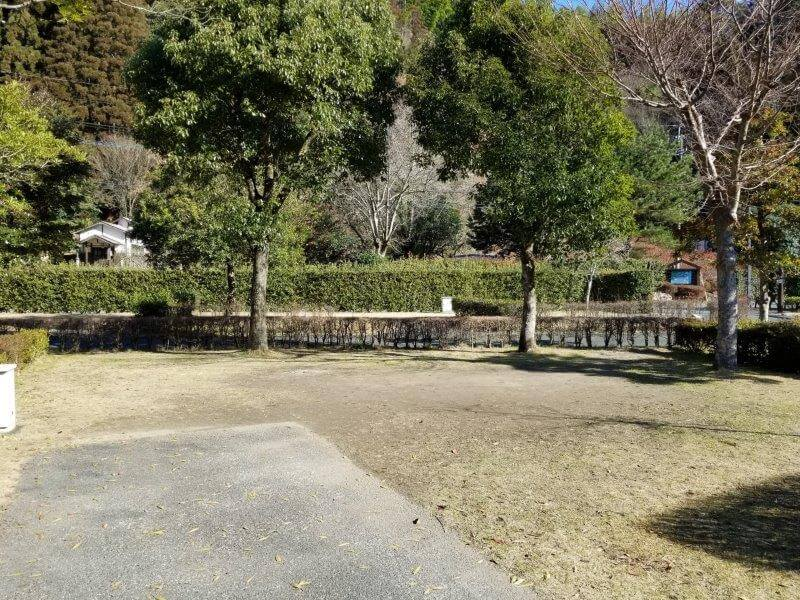 グリーンパル日向神峡 オートサイト25番