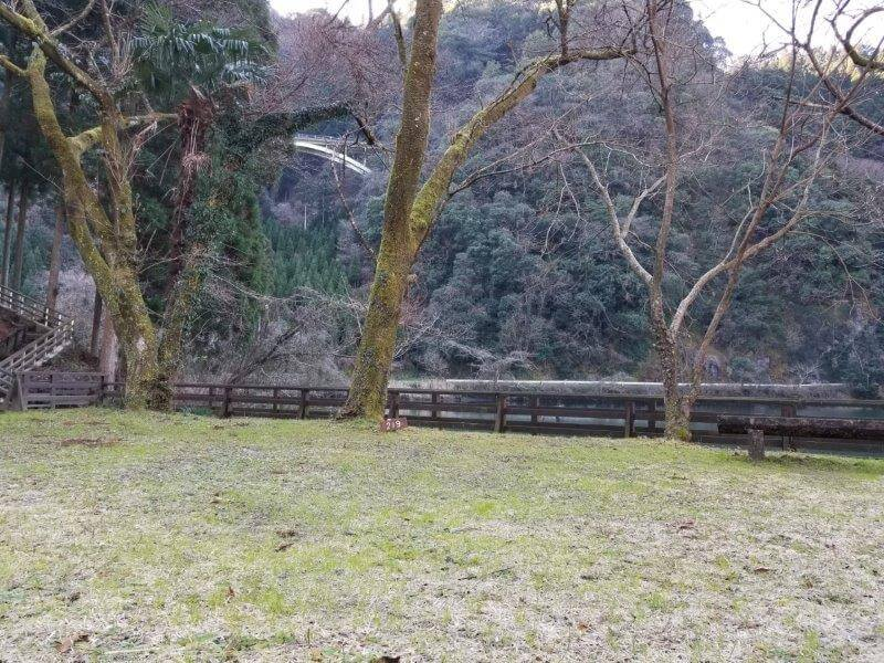 グリーンパル日向神峡 フリーサイト
