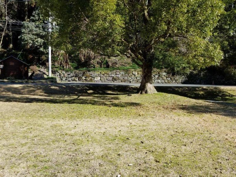 グリーンパル日向神峡 林間広場 212番