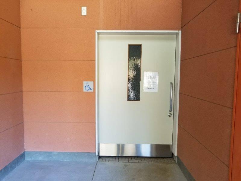 グリーンパル日向神峡 障がい者用トイレ