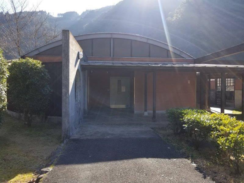 グリーンパル日向神峡 サニタリーハウス