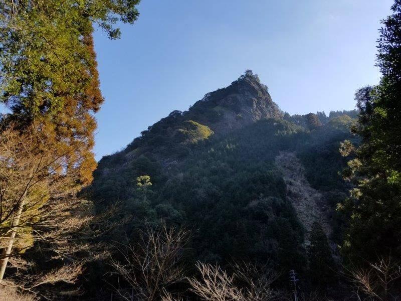 グリーンパル日向神峡 景色