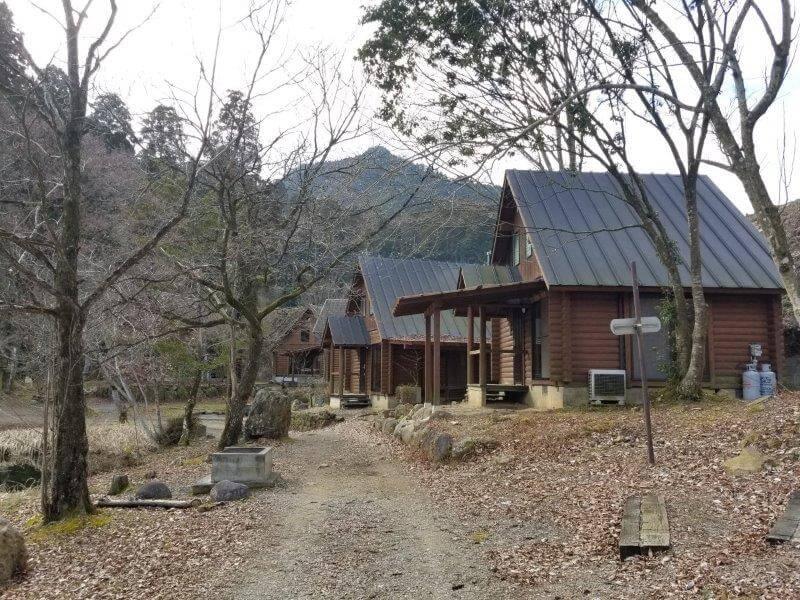 池の山キャンプ場 ロッジ ひまわり/ゆり