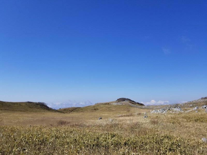 四国カルスト 天狗高原