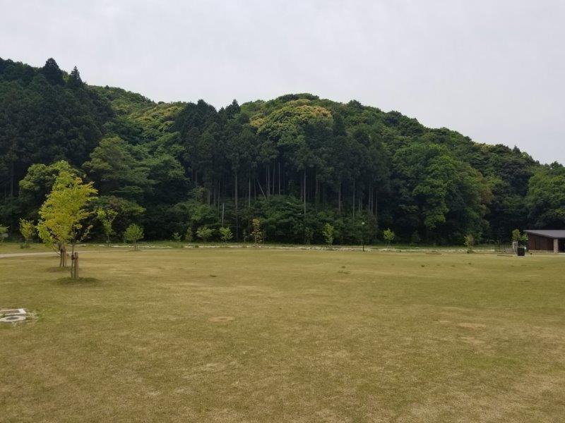 モンベル五ケ山ベースキャンプ フリーサイト