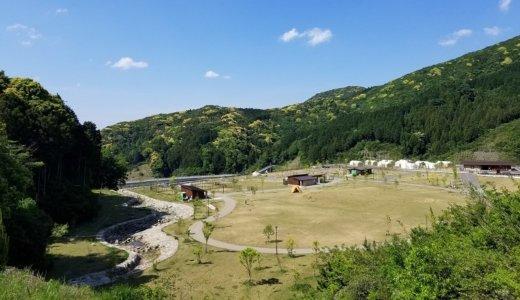 モンベル 五ケ山ベースキャンプ(福岡県)-細かすぎるキャンプ場レポ
