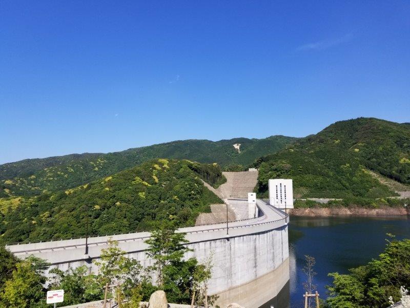 五ケ山ダム