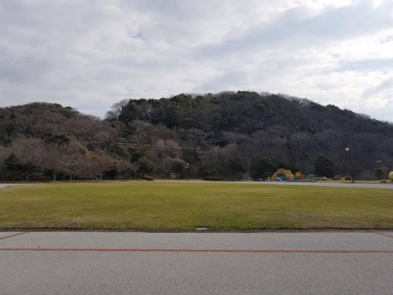 竜王山公園オートキャンプ場 広場サイト 11番