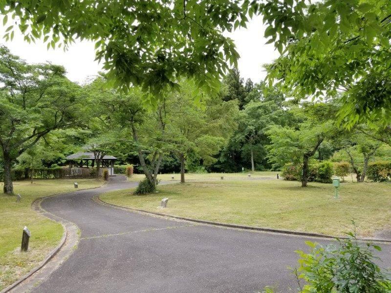 秋吉台オートキャンプ場Bサイト