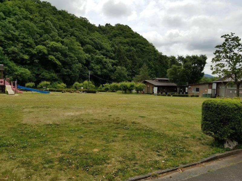 秋吉台オートキャンプ場SサイトのS1