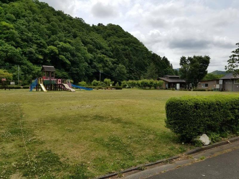 秋吉台オートキャンプ場SサイトのS2