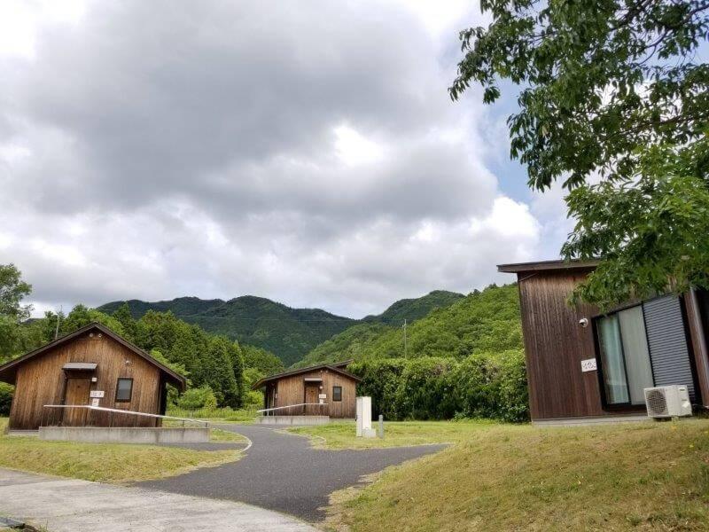 秋吉台オートキャンプ場のケビン