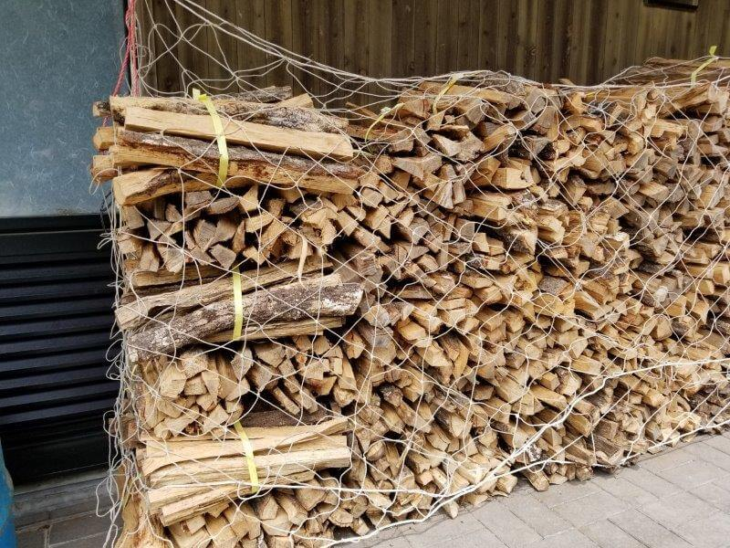 秋吉台オートキャンプ場の薪