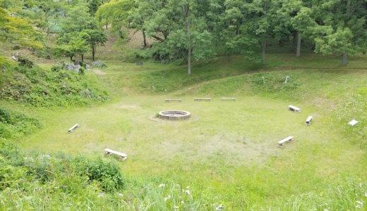 秋吉台家族旅行村(山口県)-細かすぎるキャンプ場レポ