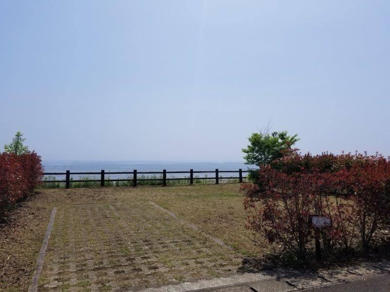 糸ヶ浜海浜公園オートサイトA3