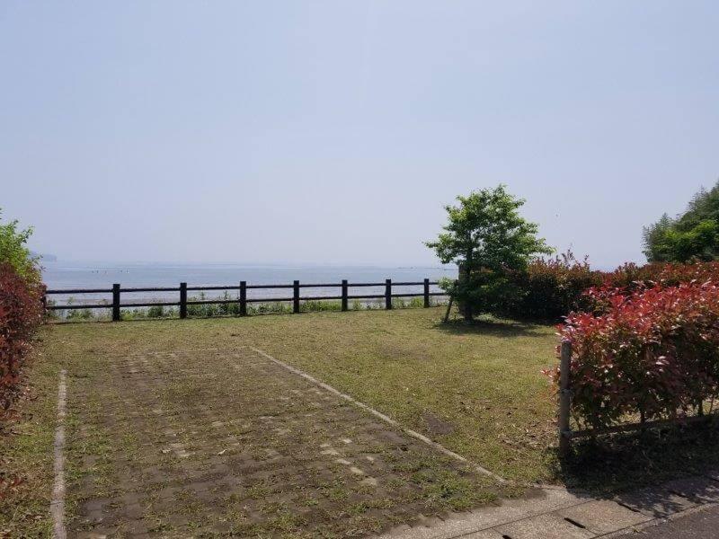 糸ヶ浜海浜公園オートサイトA5