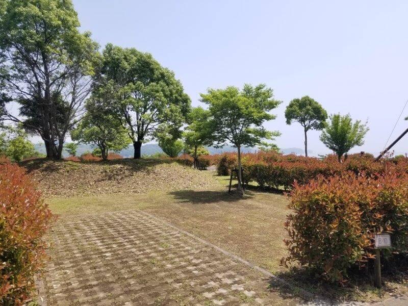 糸ヶ浜海浜公園オートサイトB10