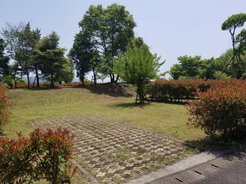 糸ヶ浜海浜公園オートサイトB11