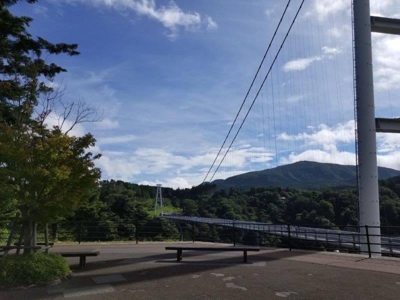九重夢大吊橋に行ってみた