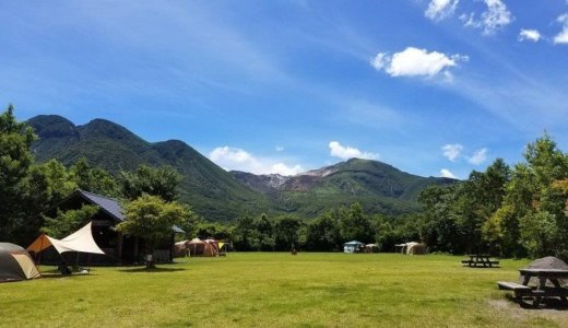 くじゅうやまなみキャンプ村(大分県)-細かすぎるキャンプ場レポ