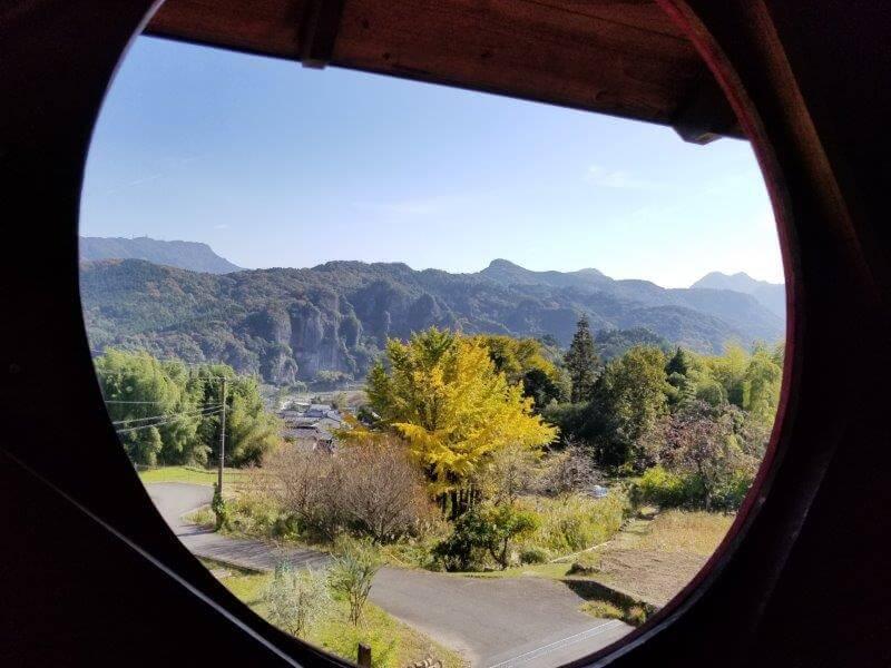 バルンバルンの森 ツリーハウスからの景色