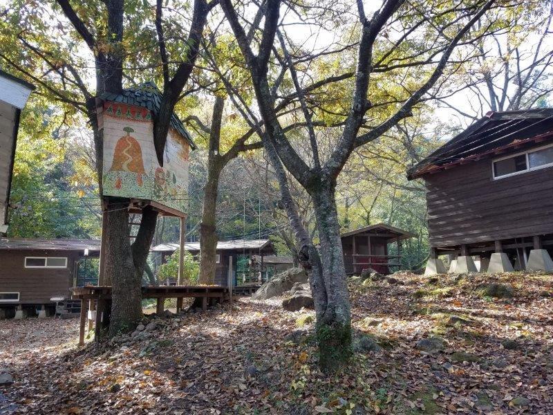 森のタイニーハウス