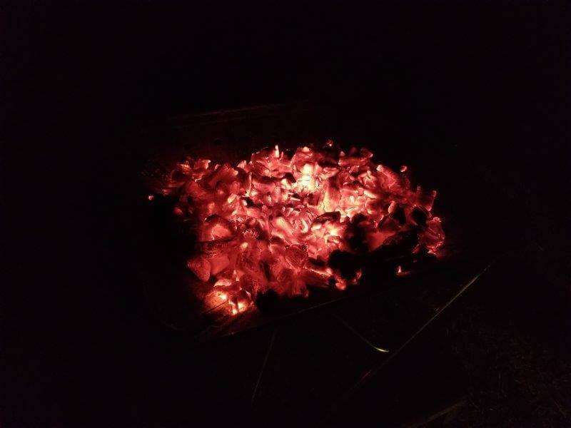 ゴンドーシャロレー日記:焚き火の最終形態