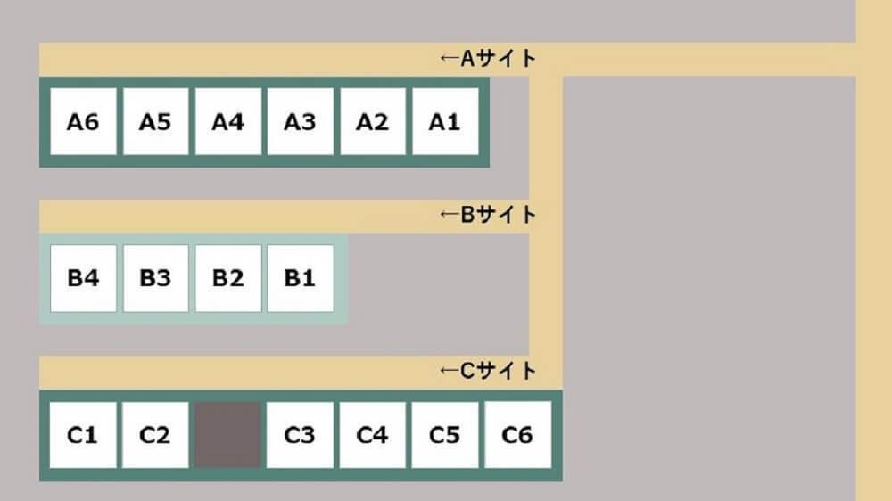 ゴンドーシャロレー 別荘エリアA/Bサイト拡大版