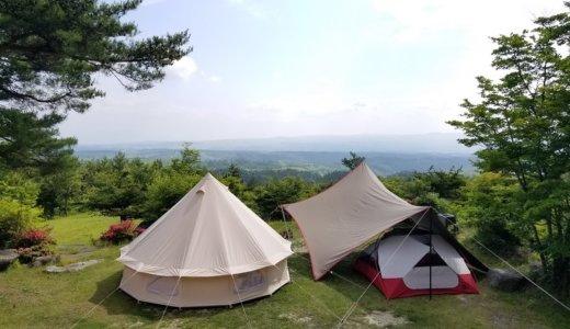 絶景キャンプを満喫!ゴンドーシャロレー(熊本)1泊2日の旅行記