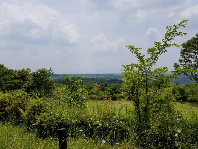 ゴンドーシャロレー 別荘エリア Aサイトからの景色