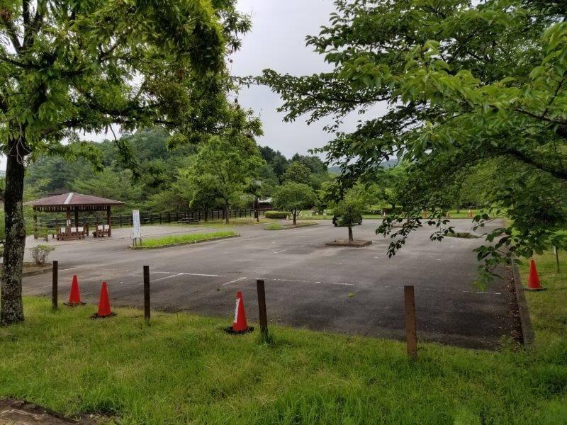 伊佐ノ浦公園 駐車場