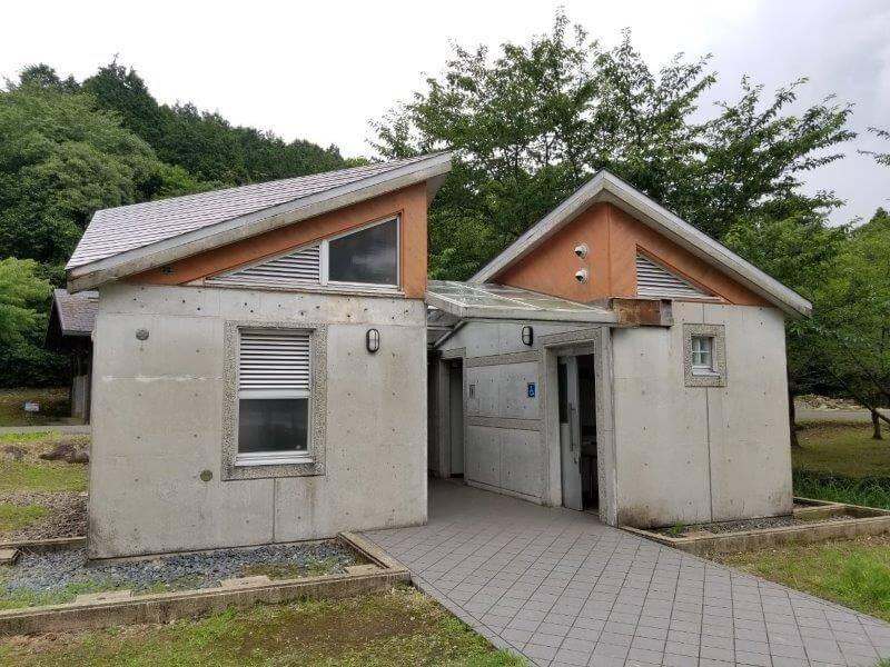 伊佐ノ浦公園 トイレ