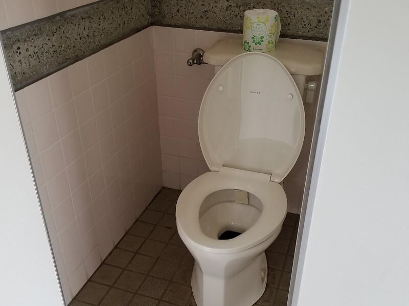 伊佐ノ浦公園 洋式トイレ