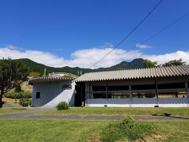 四季の里 旭志 BBQハウス