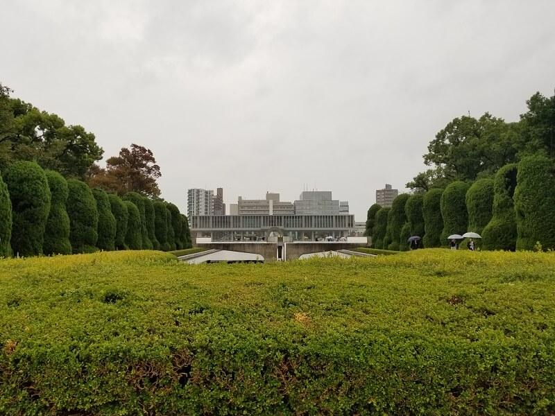 うどん県と淡路島 3泊4日のキャンプ旅行記(平和記念公園)