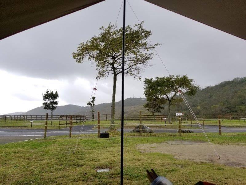 うどん県と淡路島 3泊4日のキャンプ旅行記(平尾台でデイキャンプ)