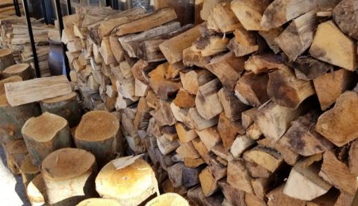 佐賀県三瀬「いのり薪」へキャンプ用の薪を買いに行ったレポ