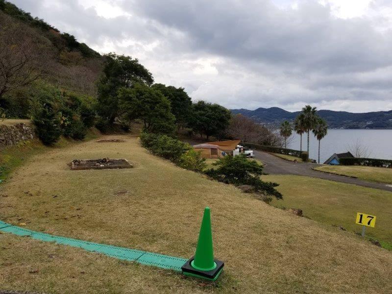 四本堂公園キャンプ場 一般サイト(17番・18番・19番サイト)