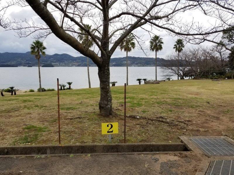 四本堂公園キャンプ場 一般サイト(2番サイト)